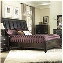 Avalon Furniture Dundee Place Queen Panel Bed - Item Number: B00280 5H+5F+56R