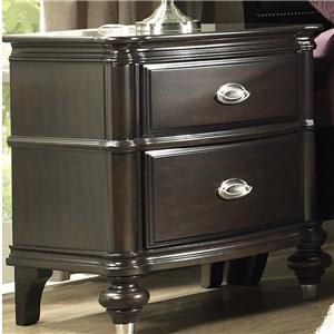Avalon Furniture Dundee Place Nightstand