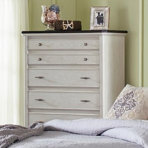 Avalon Furniture Mystic Cay Chest