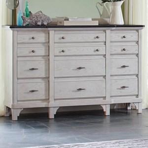 Avalon Furniture Mystic Cay Dresser