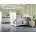 Avalon Furniture Mystic Cay Queen Bedroom Group - Item Number: B0185 Q Bedroom Group 1