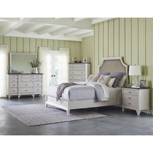 VFM Signature Mystic Cay King Bedroom Group