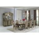 Avalon Furniture Seville Formal Dining Room Group - Item Number: D02011 Dining Room Group 1