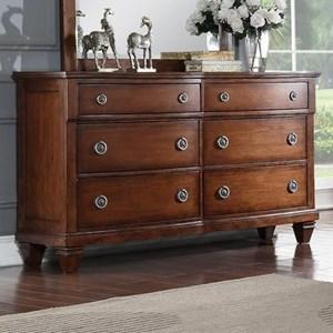 Avalon Furniture B068 Dresser