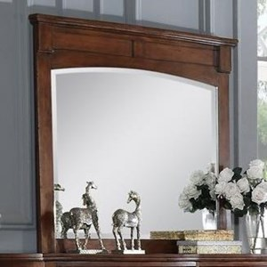 Avalon Furniture B068 Dresser Mirror