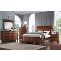 Avalon Furniture B068 Queen Bedroom Group - Item Number: B068 Q Bedroom Group 1