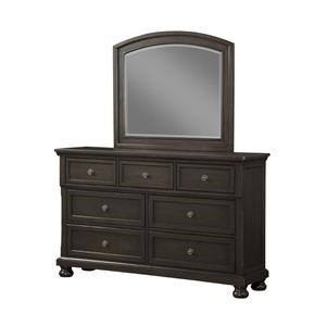 Avalon Furniture Soriah Dresser & Mirror