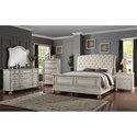 Avalon Furniture Barton Creek Queen Bedroom Group - Item Number: B01511 Q Bedroom Group 1