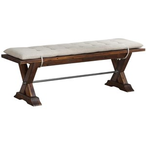Avalon Furniture D526 Dining Bench