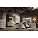 Avalon Kaleidoscope King Bedroom Group - Item Number: B00846 K Bedroom Group 1
