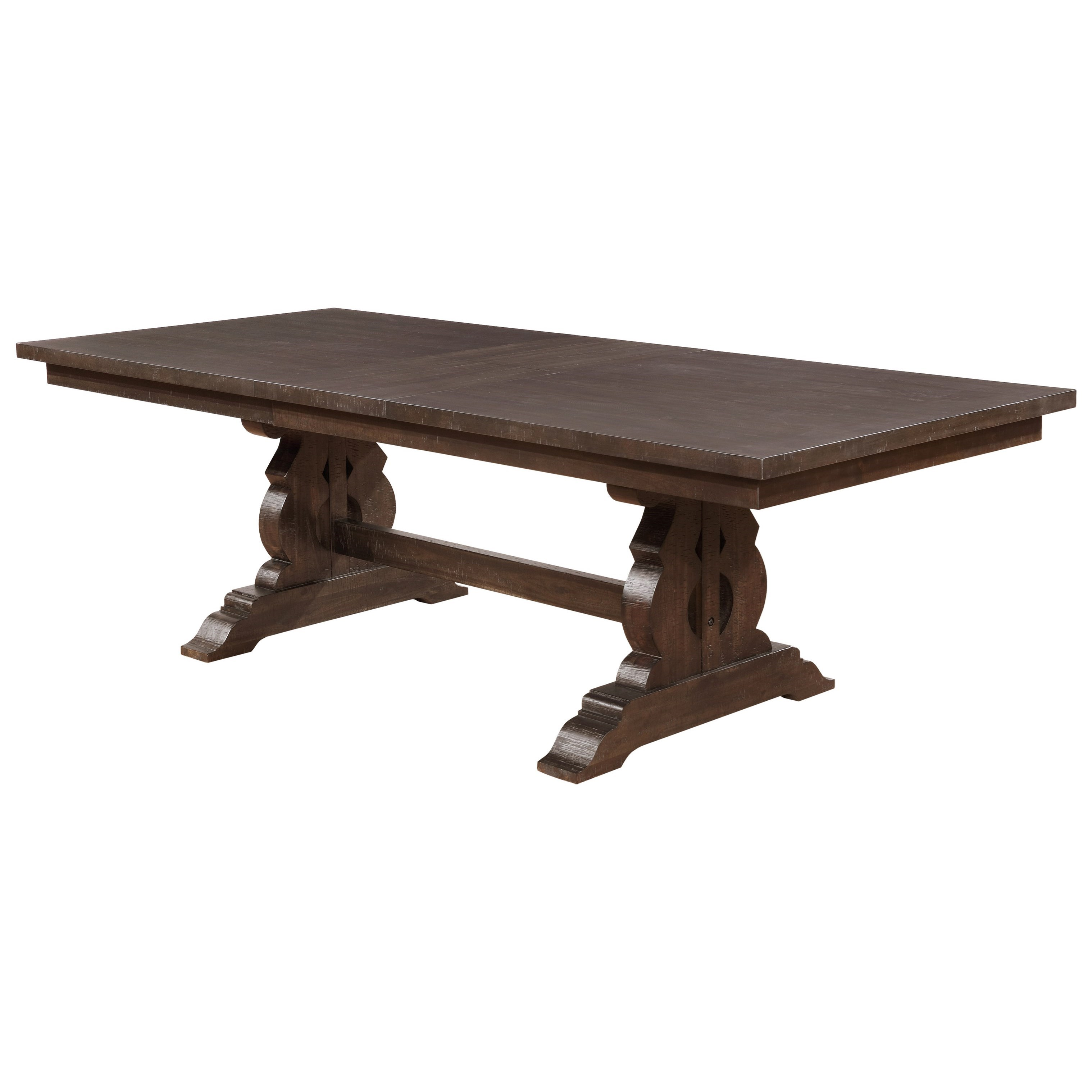 Rectangular Butterfly Dining Table