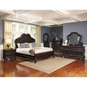 Avalon Furniture Palisades Queen Bedroom Group - Item Number: B02944 Q Bedroom Group 1