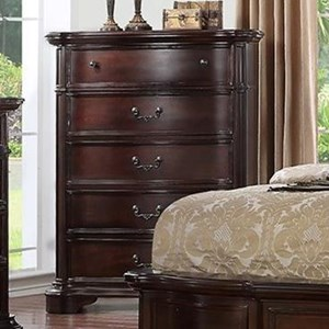 Avalon Furniture Lavon Lake Chest of Drawers