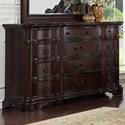 Avalon Furniture Lavon Lake Dresser - Item Number: B01395 D