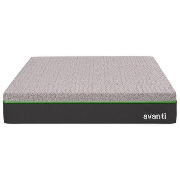 "Boreale Queen 11"" Latex Mattress by Avanti Sleep at Upper Room Home Furnishings"