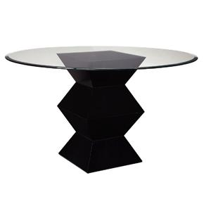 "Bailey Street Accents Hohner Table with 46"" Round Top"