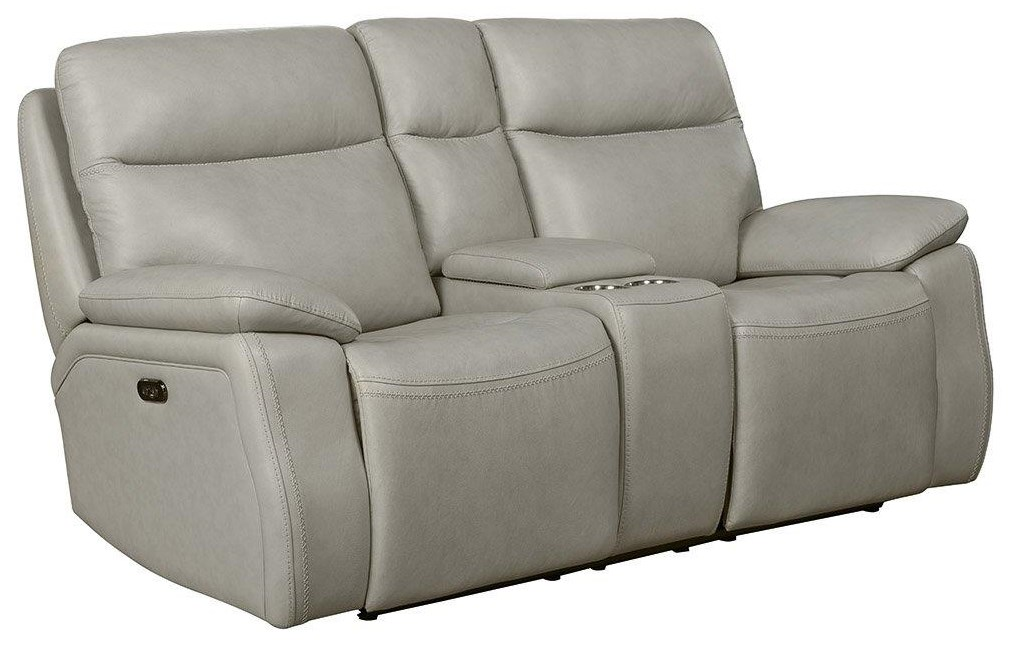 micah power loveseat by Barcalounger at Johnny Janosik