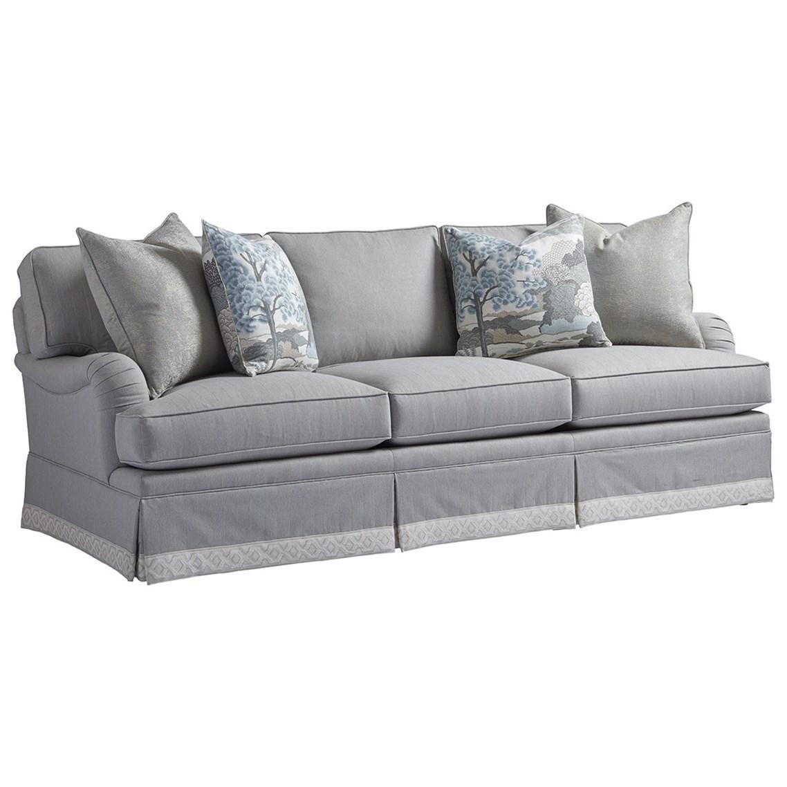 Barclay Butera Upholstery Blaire Sofa by Barclay Butera at Baer's Furniture