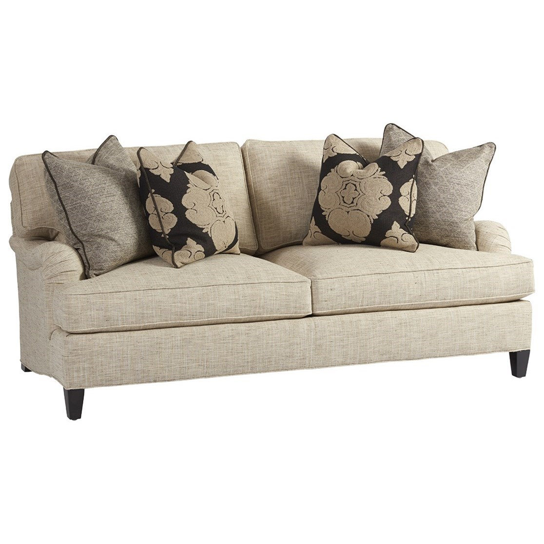 Barclay Butera Upholstery Grady Sofa by Barclay Butera at Baer's Furniture