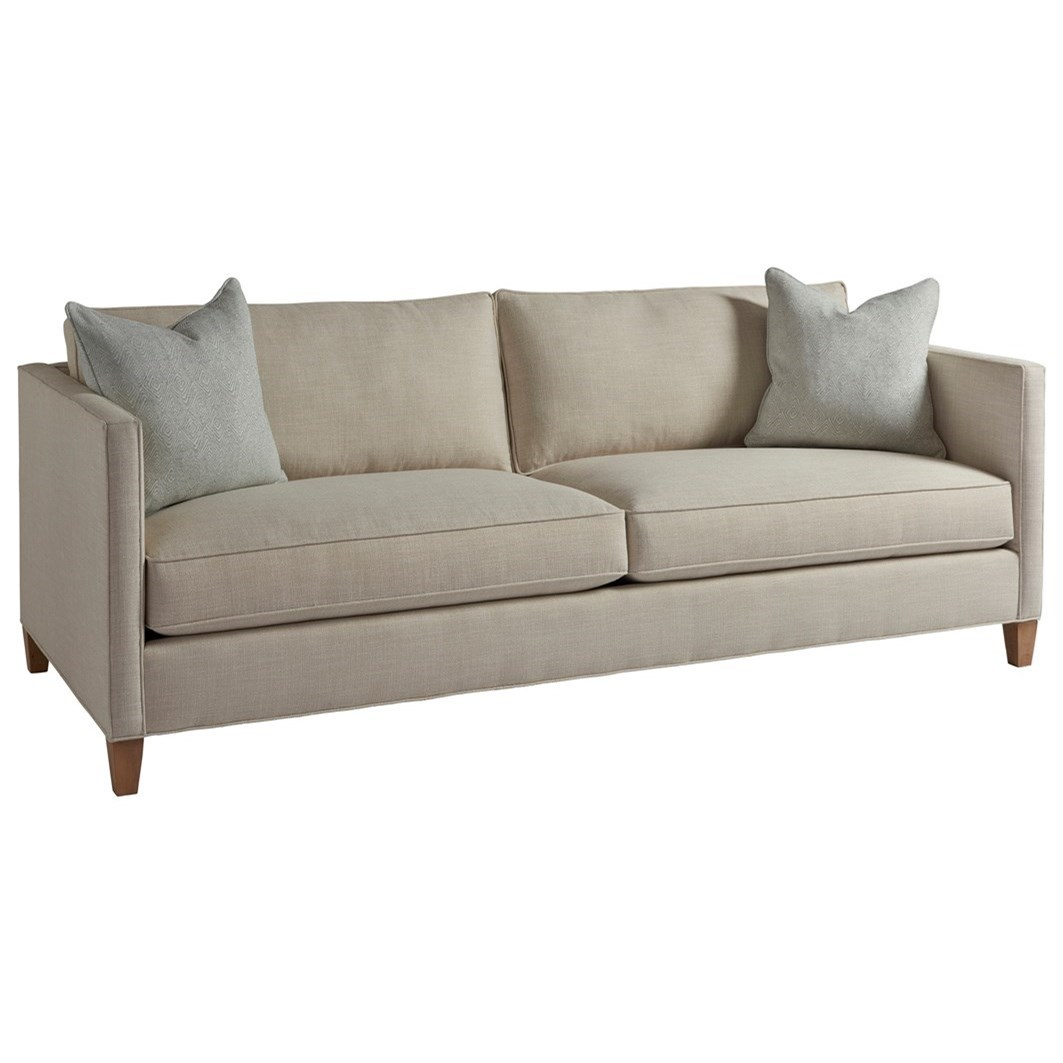 Barclay Butera Upholstery Malcolm Sofa by Barclay Butera at Baer's Furniture