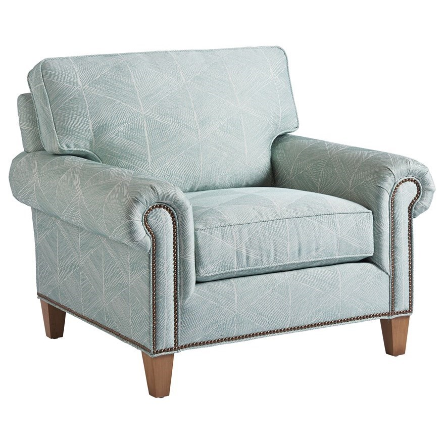 Barclay Butera Upholstery Watermill Chair by Barclay Butera at Baer's Furniture