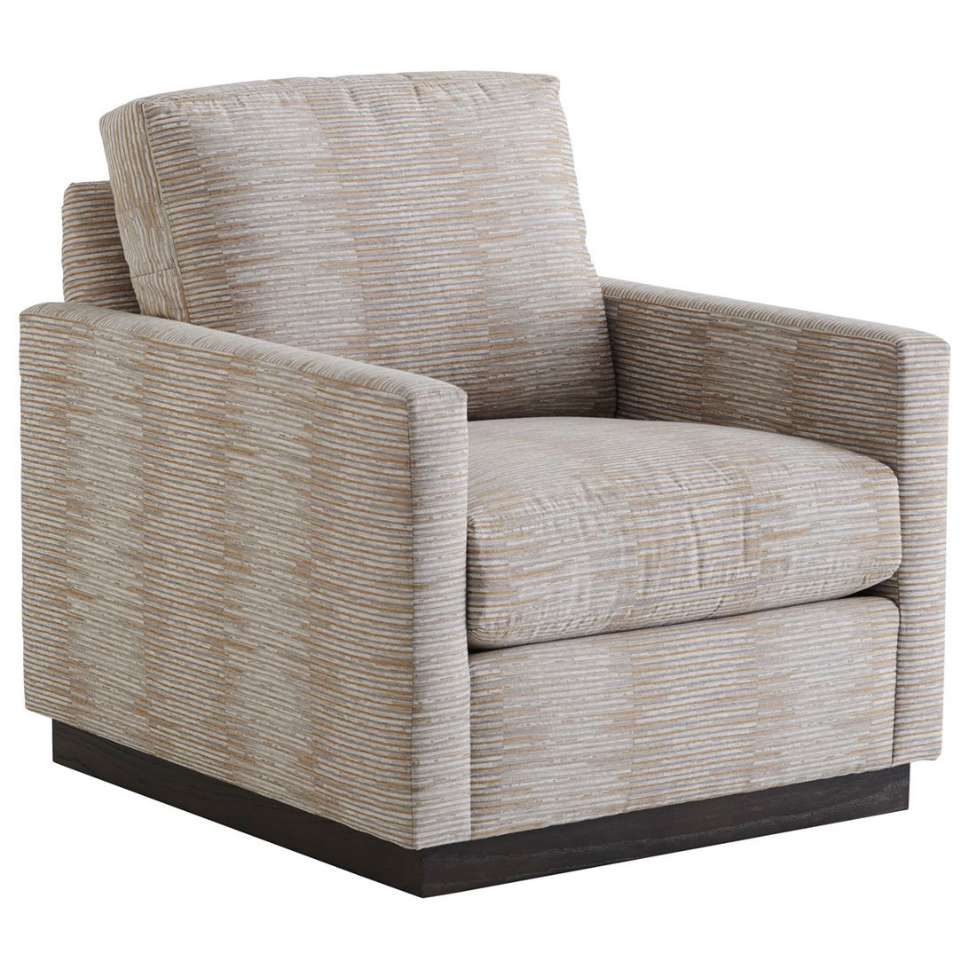 Barclay Butera Upholstery Meadow View Chair by Barclay Butera at Baer's Furniture