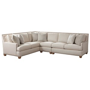 Morgan 3 Pc Sectional