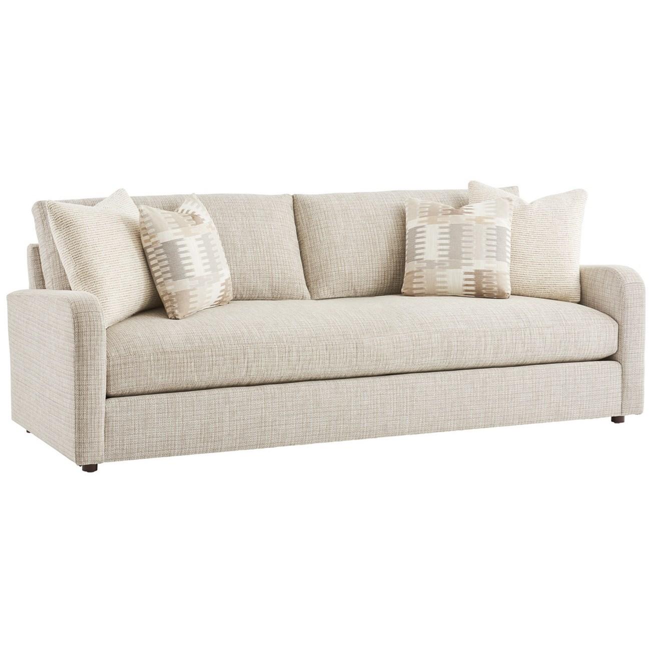 Barclay Butera Upholstery Terra Sofa by Barclay Butera at Baer's Furniture