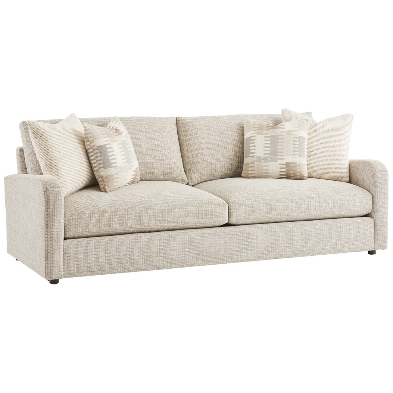 Barclay Butera Upholstery Grant Sofa by Barclay Butera at Baer's Furniture