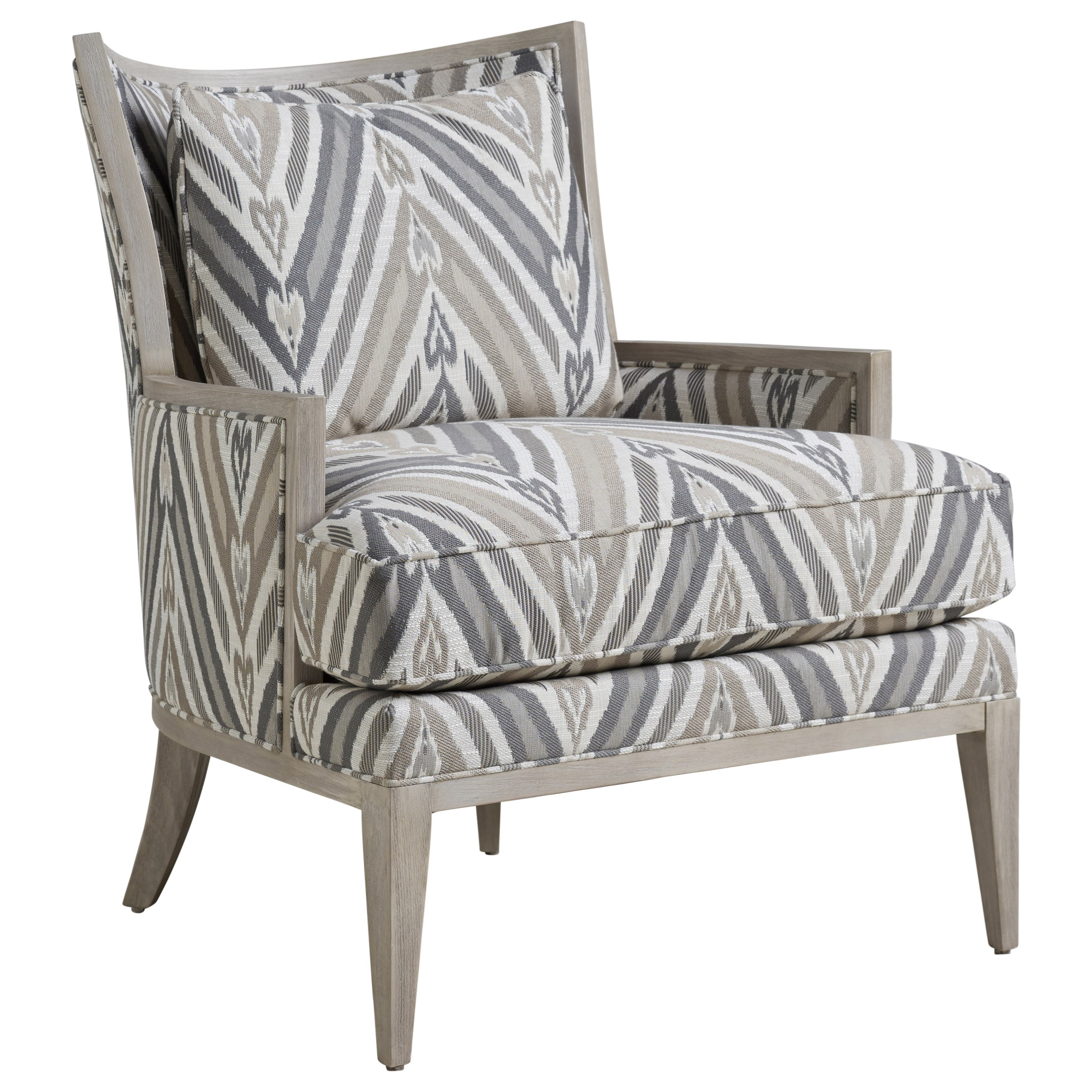 Barclay Butera Upholstery Atwood Occasional Chair by Barclay Butera at Baer's Furniture
