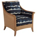 Barclay Butera Barclay Butera Upholstery Nantucket Raffia Chair - Item Number: 5380-11AA