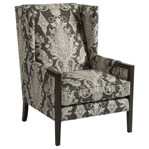 Barclay Butera Barclay Butera Upholstery Stratton Wing Chair