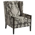 Barclay Butera Barclay Butera Upholstery Stratton Wing Chair - Item Number: 5520-11-3035-71