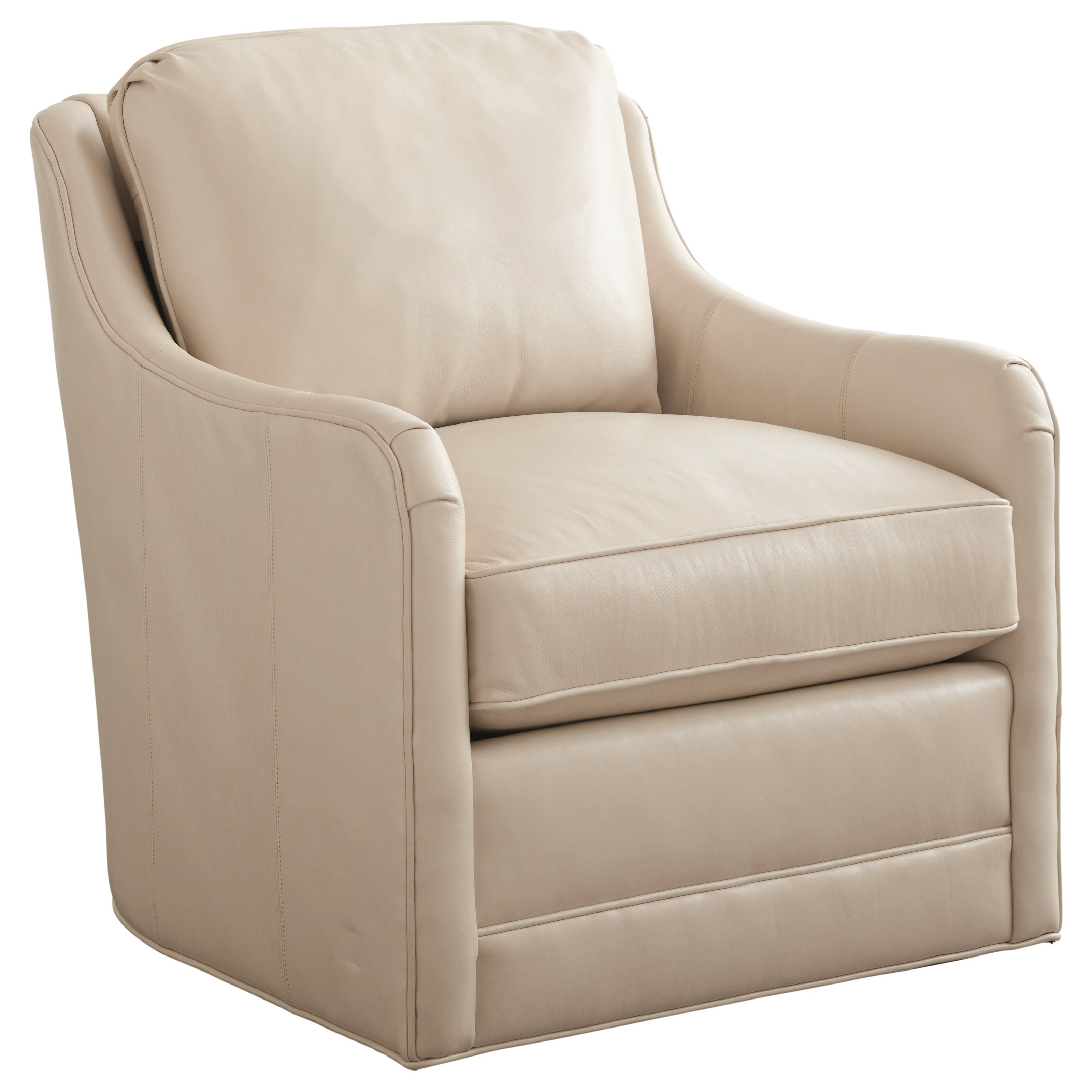 Barclay Butera Upholstery Glenhaven Swivel Chair by Barclay Butera at Baer's Furniture