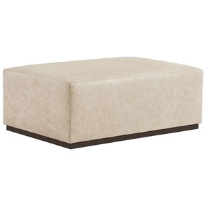 Sterling Cocktail Ottoman
