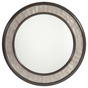 Barclay Butera Brentwood Georgina Round Mirror