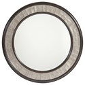 Barclay Butera Brentwood Georgina Round Mirror - Item Number: 915-201