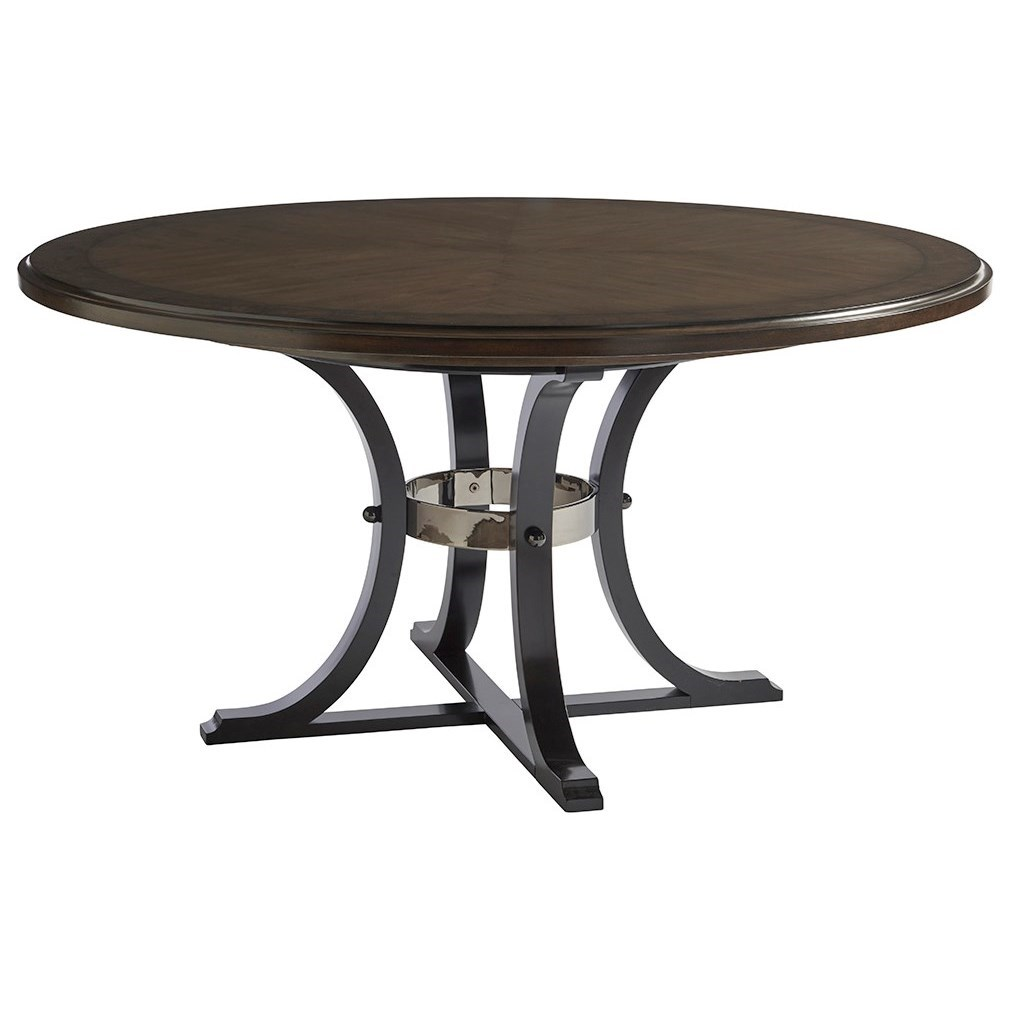 Barclay Butera Brentwood Layton Dining Table  - Item Number: 915-875C