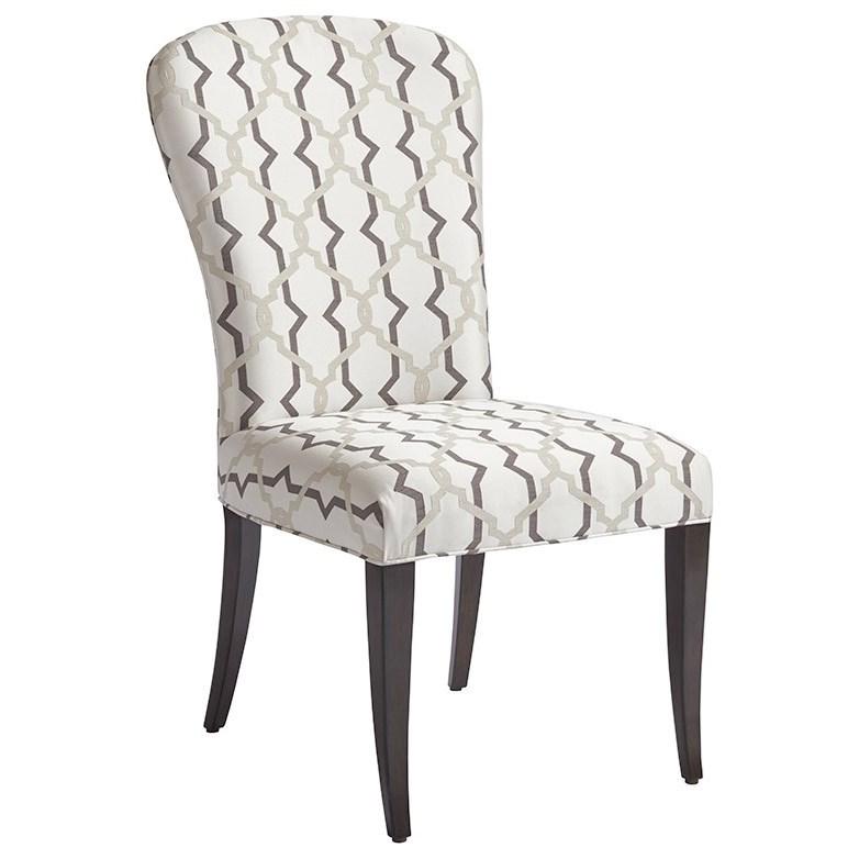 Schuler Upholstered Side Chair (custom)