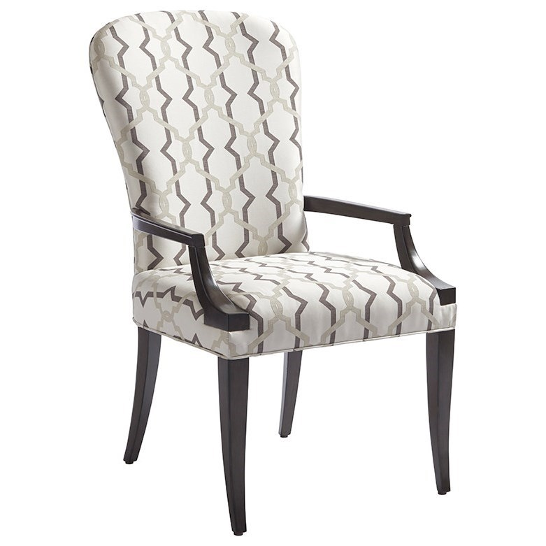 Schuler Upholstered Arm Chair (Custom)
