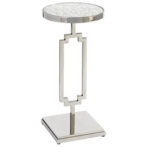 Stonehill Metal Accent Table