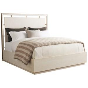 Post Ranch Panel Bed 5/0 Queen