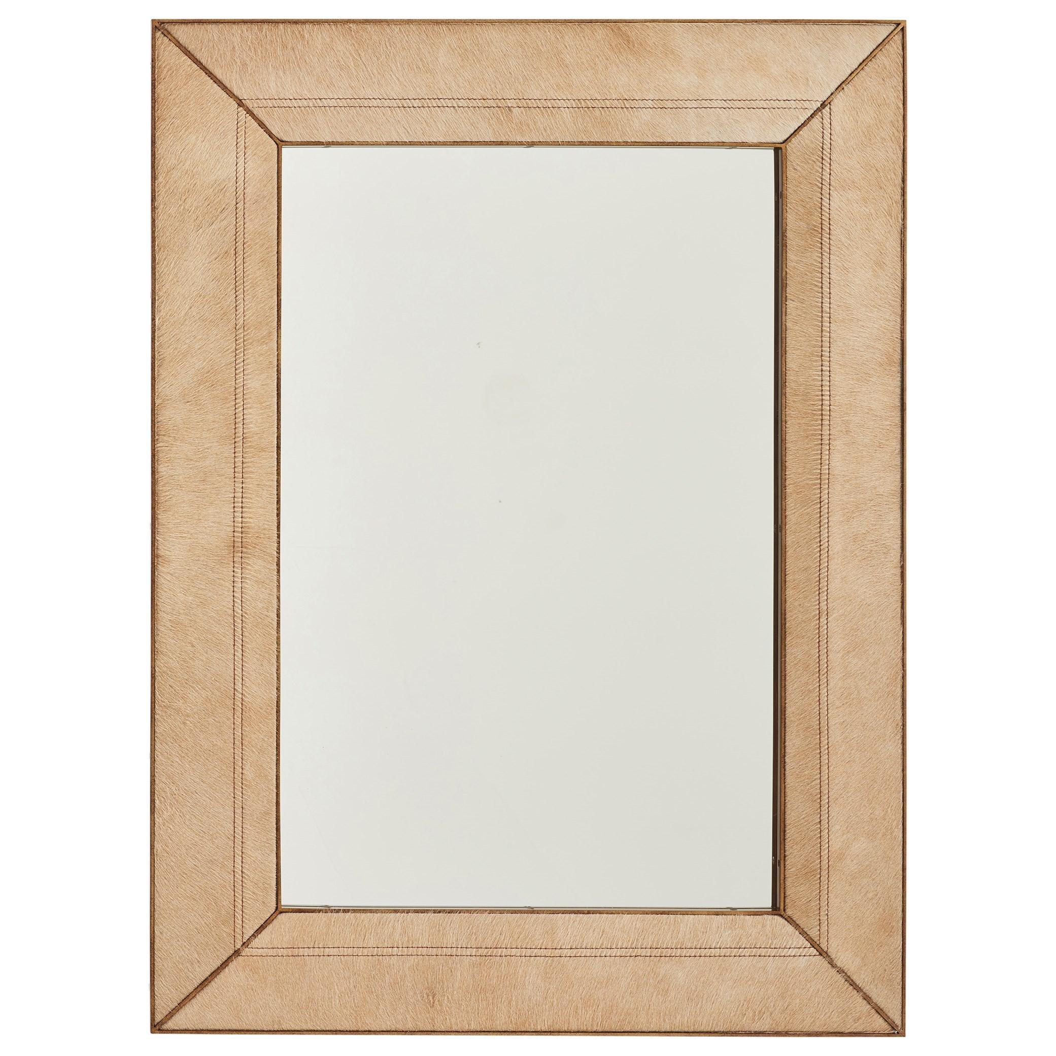 Carmel Asilomar Rectangular Mirror by Barclay Butera at Baer's Furniture