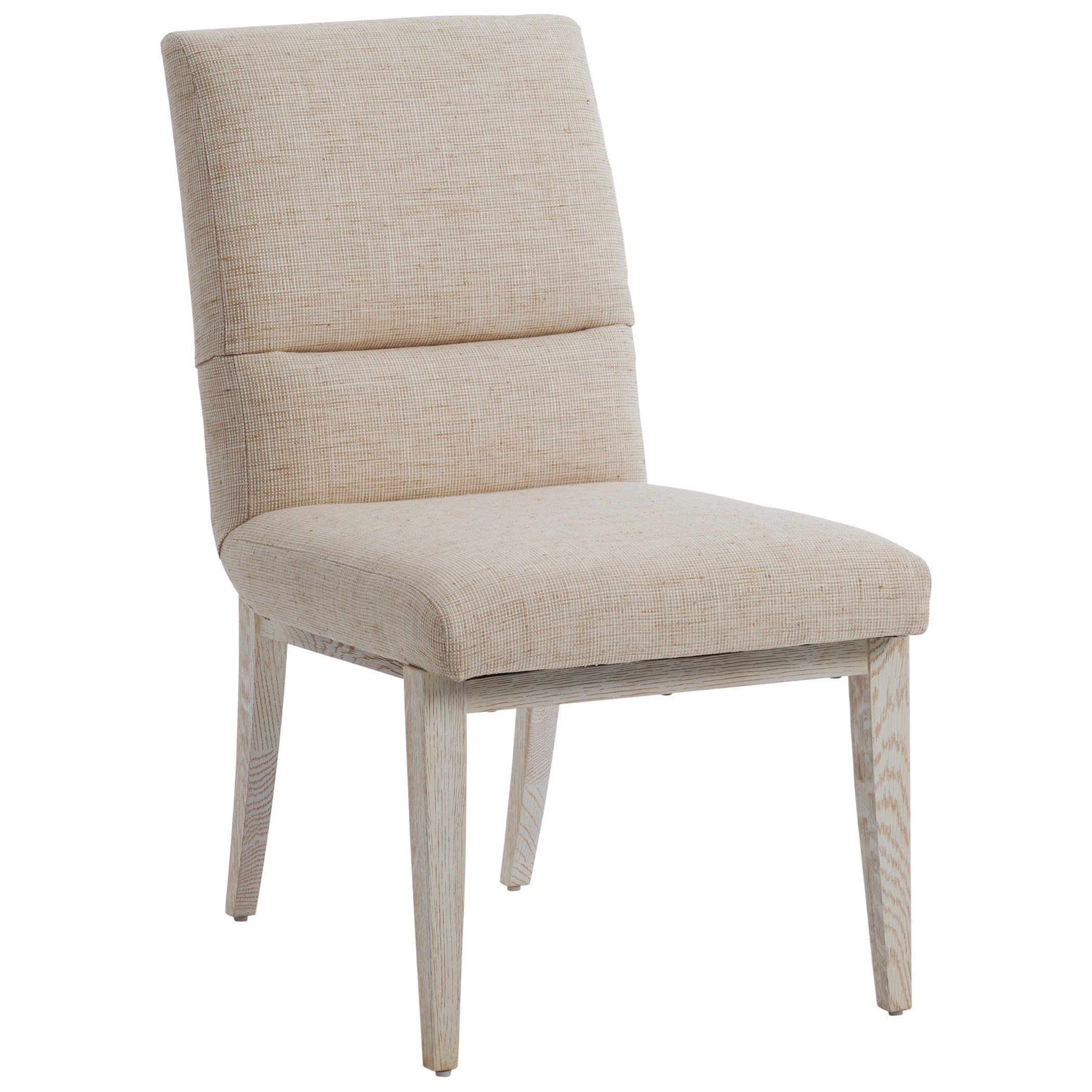 Carmel Palmero Upholstered Side Chair by Barclay Butera at Baer's Furniture