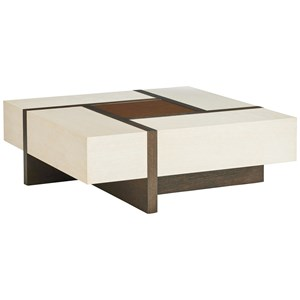 Links Square Cocktail Table