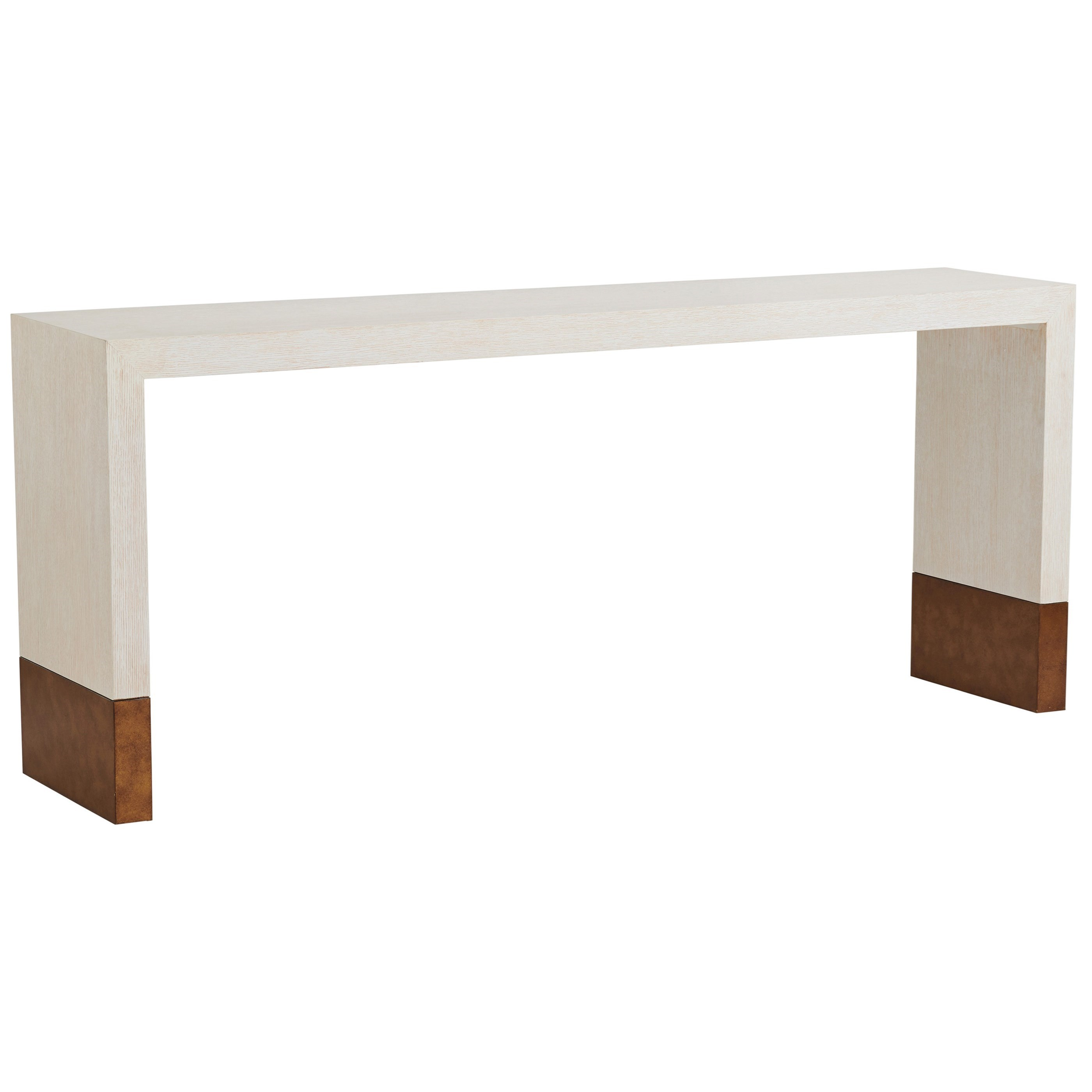 Carmel Spindrift Console by Barclay Butera at Baer's Furniture