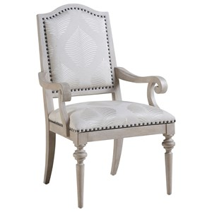 Aidan Upholstered Arm Chair