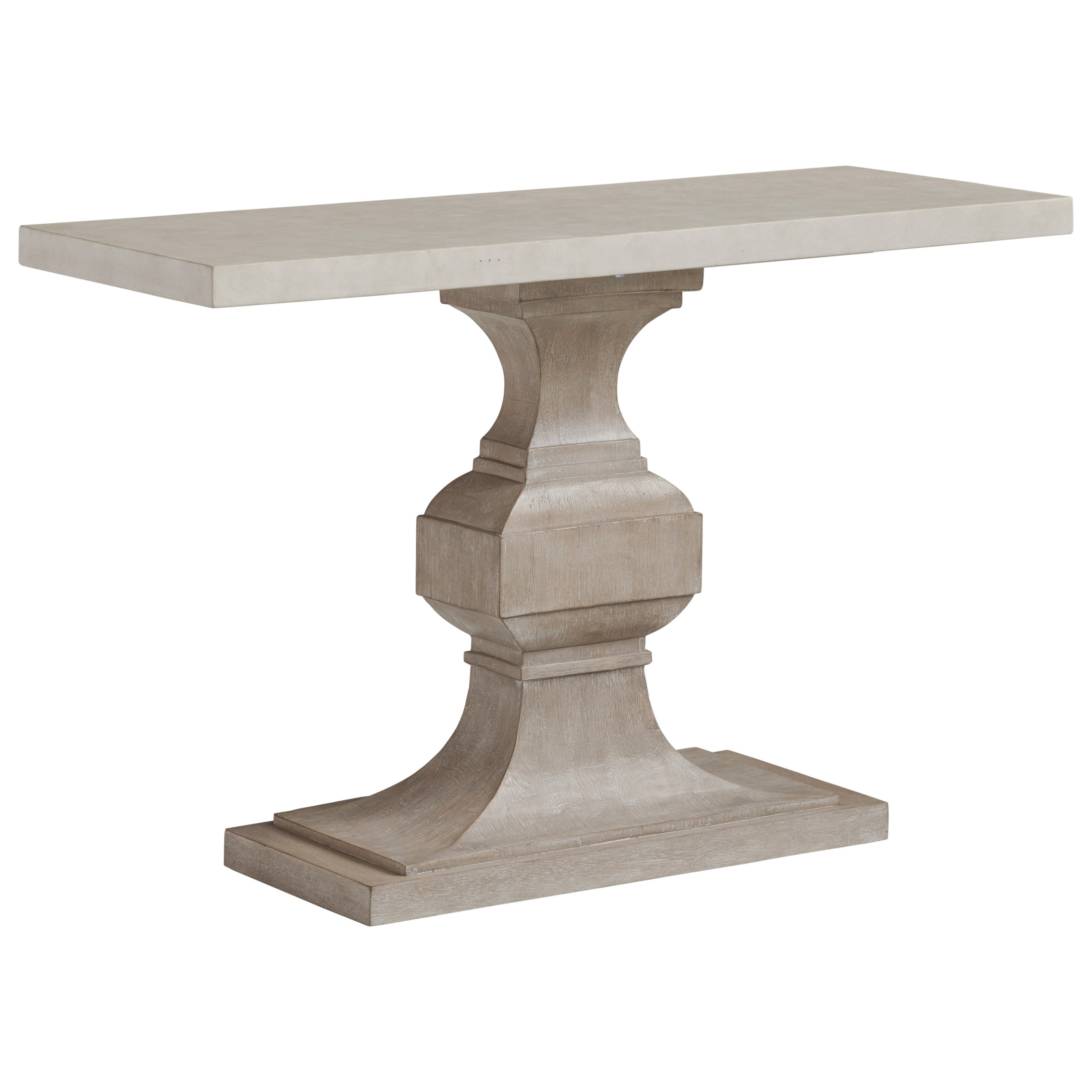 Malibu Tivoli Console by Barclay Butera at Baer's Furniture