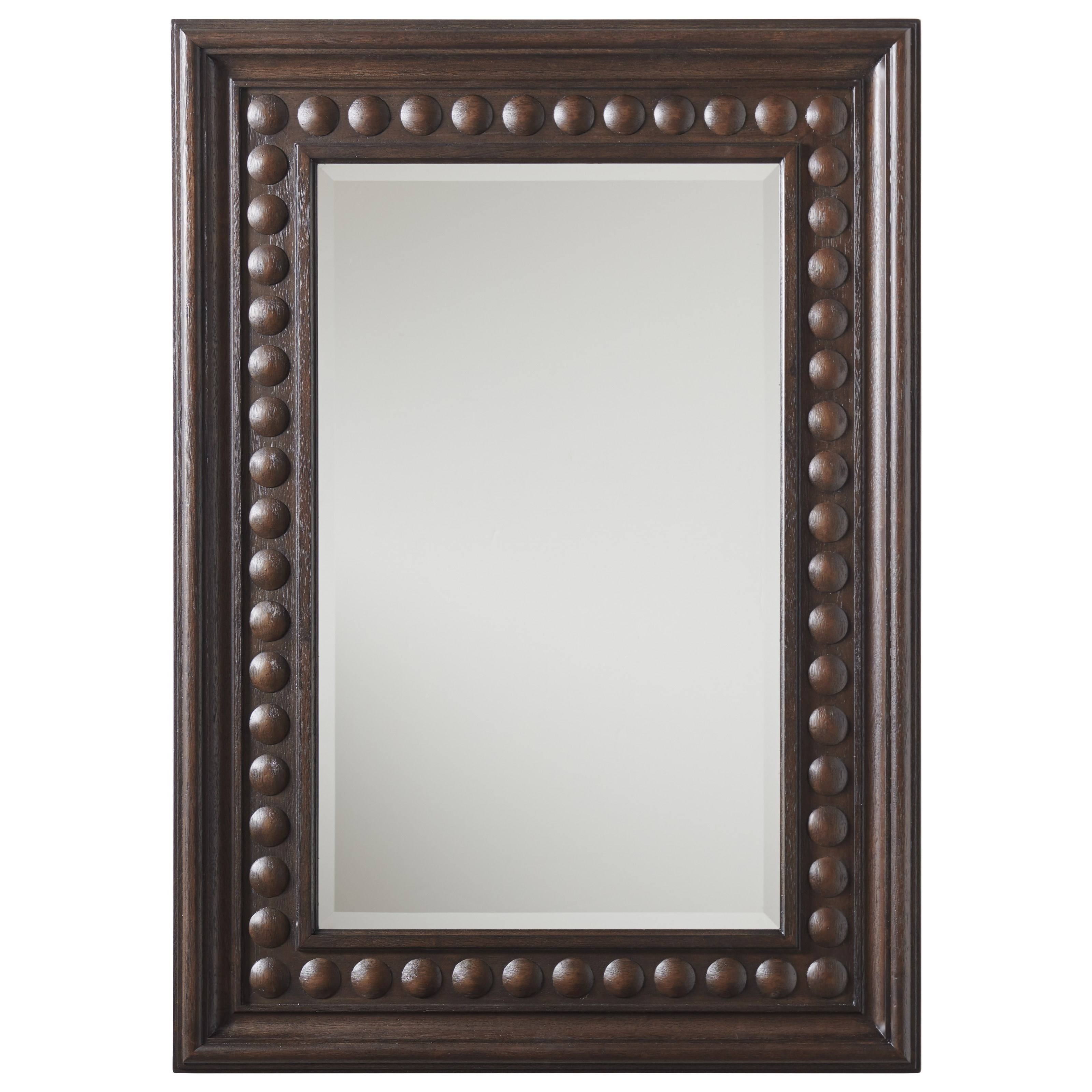 Malibu Las Flores Mirror by Barclay Butera at Baer's Furniture