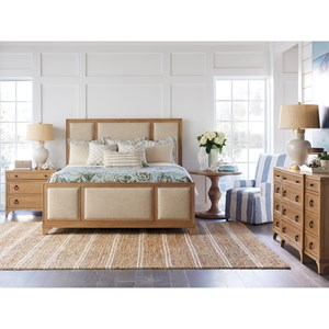 Barclay Butera Newport Queen Bedroom Group